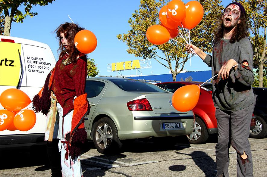 Ikea Halloween 2
