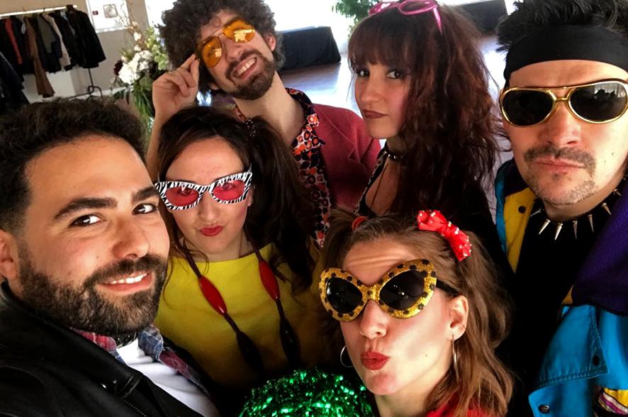 Fiesta Años 80s