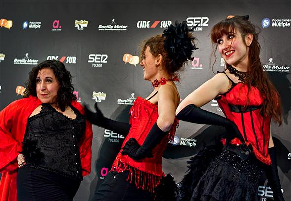 Gala Cine CIBRA Impro Cabaret