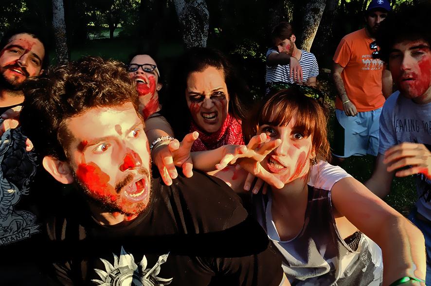 Fiesta Halloween Zombie