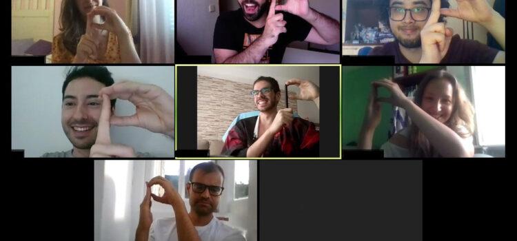 Clases de Impro Online Calambur 5 - Cursos Madrid