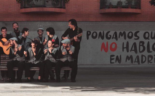 PONGAMOS QUE NO HABLO - IMPRO - CALAMBUR 13