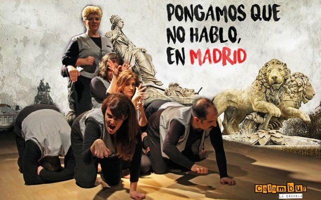 PONGAMOS QUE NO HABLO - IMPRO - CALAMBUR 8